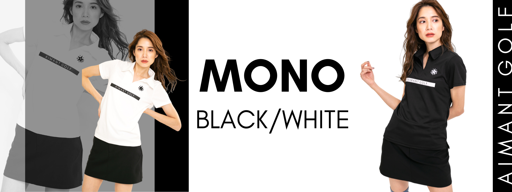 MONO BLACK/WHITE