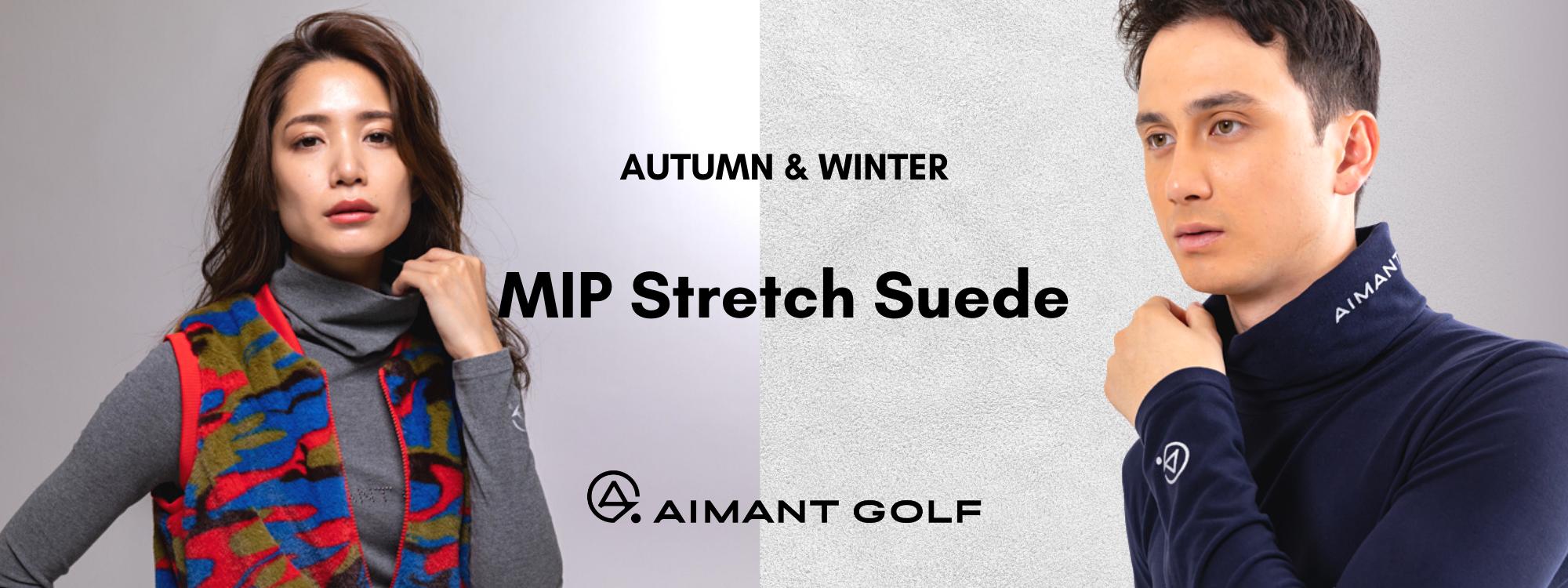 MIP Stretch Suede