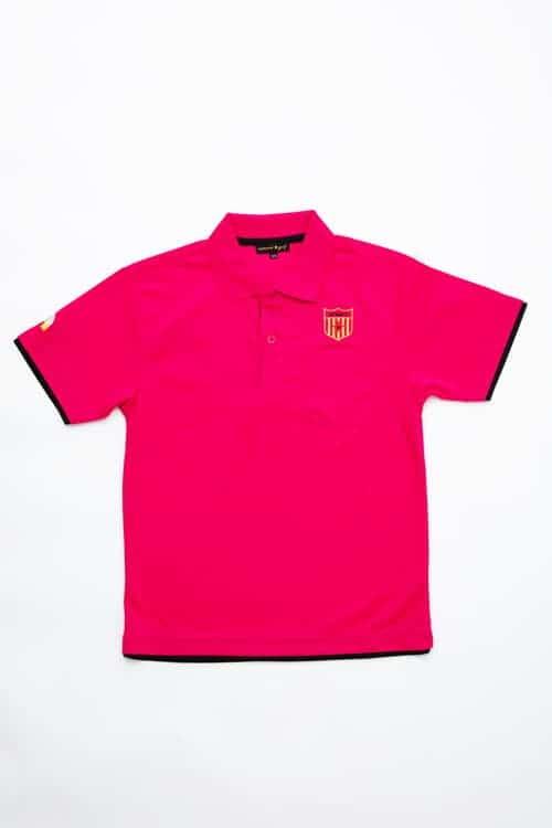 レイヤードポロシャツ(ユニセックス)