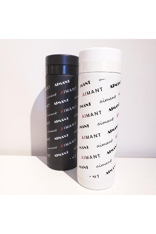AIMANTロゴスリムサーモステンレスボトル500ml