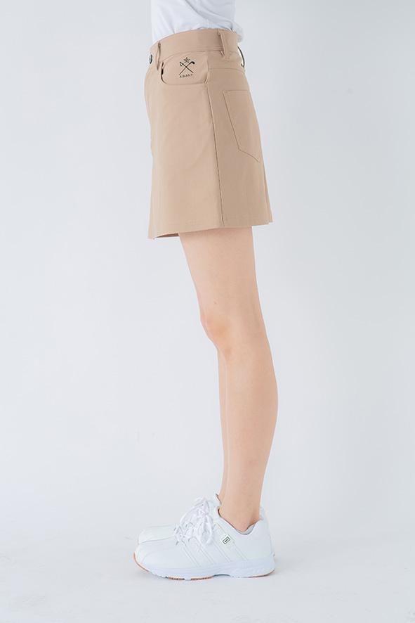 インナー付きメリルハイテンションスカート