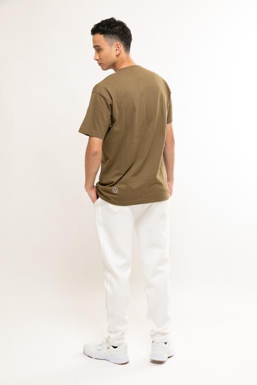 「AIMANT」ロゴTシャツ (UNISEX)